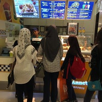 Photo taken at Auntie Anne's by Mohd F. on 4/30/2016