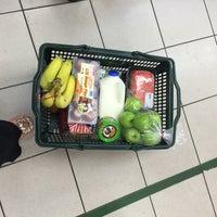 Photo taken at Giant Supermarket by Ansarra J. on 9/28/2015