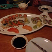 Photo taken at Ichiban Japanese Cuisine by Anna B. on 11/11/2013