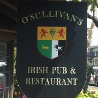 Photo taken at O'Sullivan's Irish Pub of Carlsbad by Sally C. on 3/17/2013