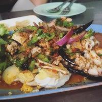 Photo taken at Eaw Tha Phra Chan by Iam Gukkiihz on 7/16/2016
