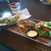 Photo taken at Smashburger by Jonathan J. on 9/29/2012