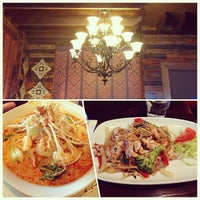 Photo taken at Chong Co Thai Restaurant & Bar by Phu N. on 5/6/2013