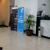 Photo taken at Bank Internasional Indonesia (BII) by Santi S. on 1/29/2014