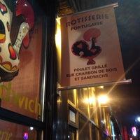 Photo taken at Macaroni Bar by Time T. on 11/2/2013