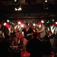 Photo taken at The Studio at Webster Hall by Sergey D. on 9/6/2013