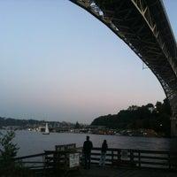 Photo taken at Burke Gilman Trail (Adobe) by Jennifer S. on 9/15/2012