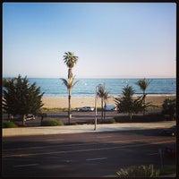 Photo taken at Hyatt Centric Santa Barbara by Landon H. on 4/16/2013
