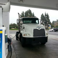 Photo taken at Shell by Larry S. on 12/7/2012