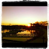 Photo taken at The Bridge At Seabridge by J D. on 10/11/2012
