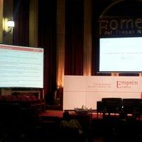 Photo taken at Foment del Treball - Forum Marketing by Antoni A. on 9/19/2012