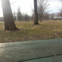 Photo taken at Broad Ripple Park Canine Companion Area by Shannon G. on 3/31/2013