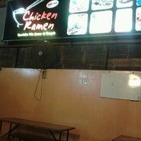 Photo taken at Chicken Ramen by amirudin's b. on 9/27/2013