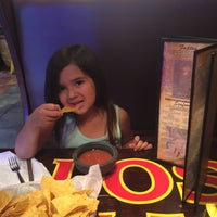 Photo taken at Los Gallos Mexican Restaurant by Alejandro A. on 5/20/2016