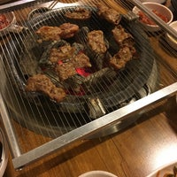 Photo taken at 영동갈비살 by Kevin K. on 8/13/2016