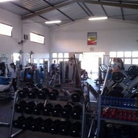 Photo taken at FitMax by Ricky B. on 5/6/2013