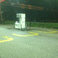 Photo taken at Shell Blommendaal by Maarten M. on 10/15/2012