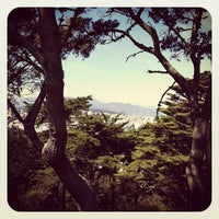 Photo taken at Buena Vista Park by Caryn E. on 9/21/2012