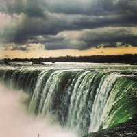 Photo taken at Niagara Falls (Canadian Side) by iDork g. on 1/6/2013