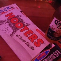 Photo taken at Hooters by George on 7/27/2013