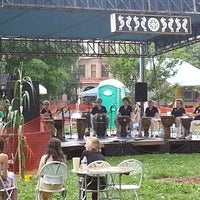 Photo taken at ComFest by Chuck P. on 6/27/2014