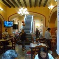 Photo taken at Casa Real Poblana by Gemma E. on 11/15/2014