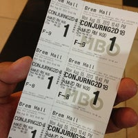 Photo taken at BIG Cinemas by Fuad D. on 8/5/2013