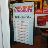 Photo taken at Dunkin Donuts by David S. on 10/25/2014
