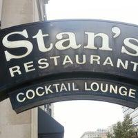 Photo taken at Stan's Restaurant & Lounge by Micah M. on 10/31/2012