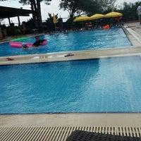 Photo taken at Beykonağı Oteli by Öznur B. on 7/18/2016