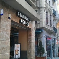 Photo taken at Starbucks by Hakan A. on 4/10/2013