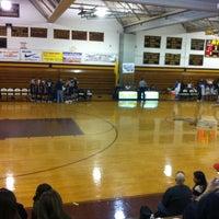 Photo taken at Mount Vernon High School by samantha on 2/2/2013