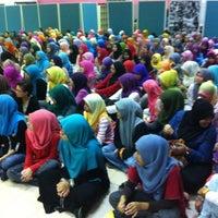 Photo taken at Universiti Teknologi MARA (UiTM) by Mohd Ferdaus on 1/28/2014