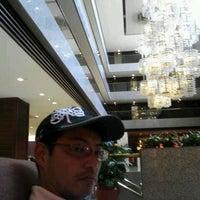 Photo taken at 南海酒店 Nanhai Hotel Shenzhen by Hisashi O. on 6/30/2013