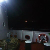 Photo taken at Fondeadero Isla Coronados by Ulises R. on 5/19/2014
