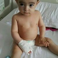 Photo taken at Denizli Özel Sağlık Hastanesi 2. Kat Servisi by Yasin🐺 on 5/21/2016