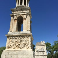 Photo taken at Glanum by Cindy F. on 5/5/2016