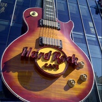 Photo taken at Hard Rock Cafe Las Vegas by Sherry H. on 2/17/2013