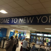 Photo taken at LaGuardia Airport (LGA) by luizromaniello l. on 6/6/2013