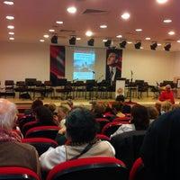 Photo taken at Eyup Musiki Cemiyeti by Özgül E. on 11/26/2015