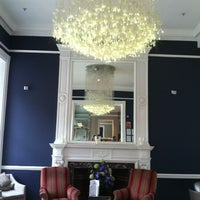 Photo taken at Apex Waterloo Place Hotel by Noelle on 6/28/2013