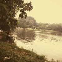 Photo taken at Bumi Perkemahan Pramuka by Yofie S. on 3/12/2013