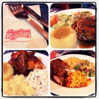 Photo taken at Kenny Rogers Roasters (KRR) by Firdaus A. on 11/23/2012