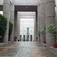 Photo taken at Palacio De Justicia Federal by Gisela G. on 3/15/2013