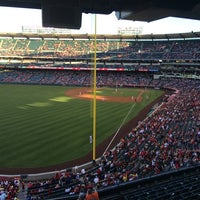 Photo taken at Angels Party Suite by Brad S. on 7/22/2014