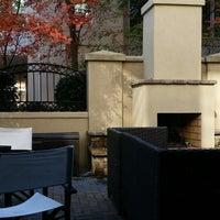 Photo taken at Zebra Restaurant & Wine Bar by Charlotte V. on 11/12/2014
