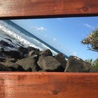 Photo taken at Coolangatta Beach by f m. on 1/8/2017