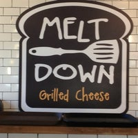 Photo taken at Melt Down Grilled Cheese by AARON R. on 1/19/2013