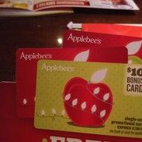 Photo taken at Applebee's by AARON R. on 11/15/2012