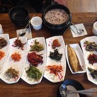 Photo taken at 된장예술 by JH K. on 10/24/2014